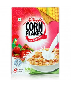 Kellogg's Cornflakes Strawberry