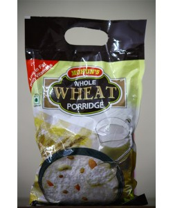 Mohun's Whole Wheat Porridge