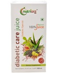 Nutriorg Diabetic Care Juice