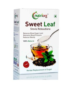 Nutriorg Sweet Leaf- Stevia