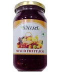 Shizzel Mixed Fruit Jam