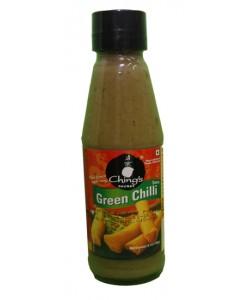 Ching's Secret Green Chilli Sauce