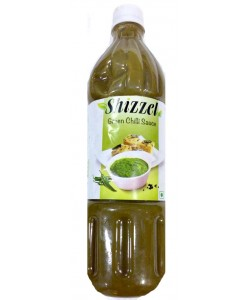 Shizzel Green Chilly Sauce