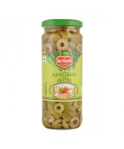 Del Monte Sliced Green Olives