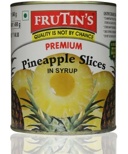 Frutins Pineapple Slices