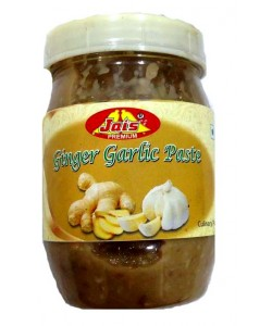 Jai's Premium Ginger Garlic Paste