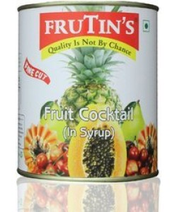 Frutins Fruit Cocktail in Syrup