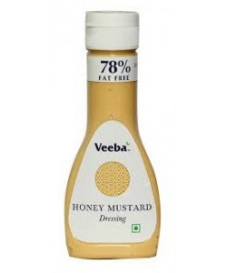Veeba Honey Mustard Dressing