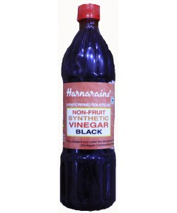Black Vinegar Synthetic