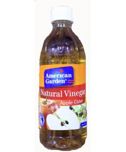 American Garden Apple Cider Natural Vinegar