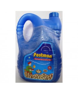 Postman Refined Groundnut Oil