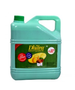Dhara Refined Vegetable Oil
