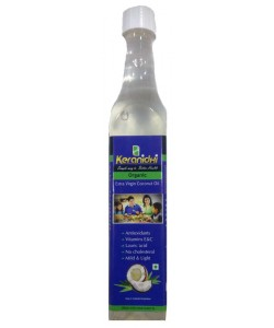 Keranidhi Extra Virgin Organic Coconut Oil