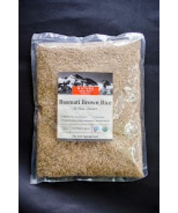 Nature Organic Brown Basmati Rice