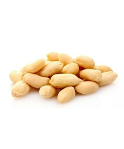 Roasted Peanuts Without Skin and Salt
