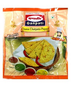 Ganpati Chana Chatpata Papad