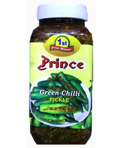 Prince Green Chilly Pickle