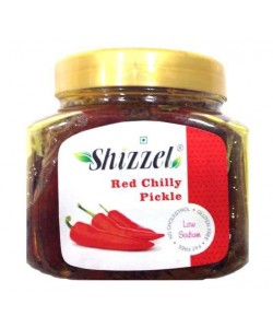 Shizzel Red Chilly Pickle