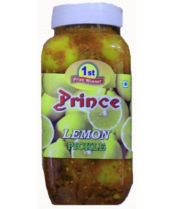 Prince Lemon Pickle
