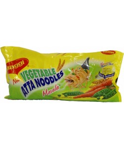 Maggi Vegetable Atta Noodles