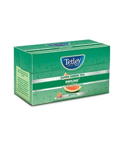 Tetley Super Green Tea Immune