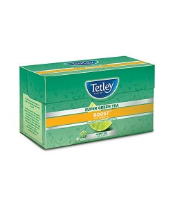 Tetley Super Green Tea Boost