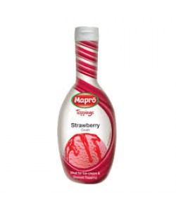 Mapro Strawberry Topping