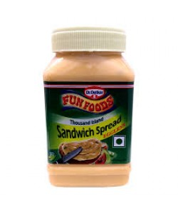 Fun Foods Thousand Island Sandwich Spread Eggless Veg