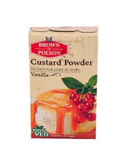 Brown & Polson Custard Powder