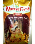 natures fresh mustard oil