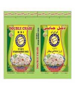 Double Chabbi 1121 Golden Sella Basmati Rice
